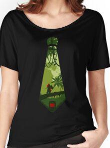 DK TIE Women's Relaxed Fit T-Shirt