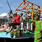 Multi Cultural Float by DPalmer
