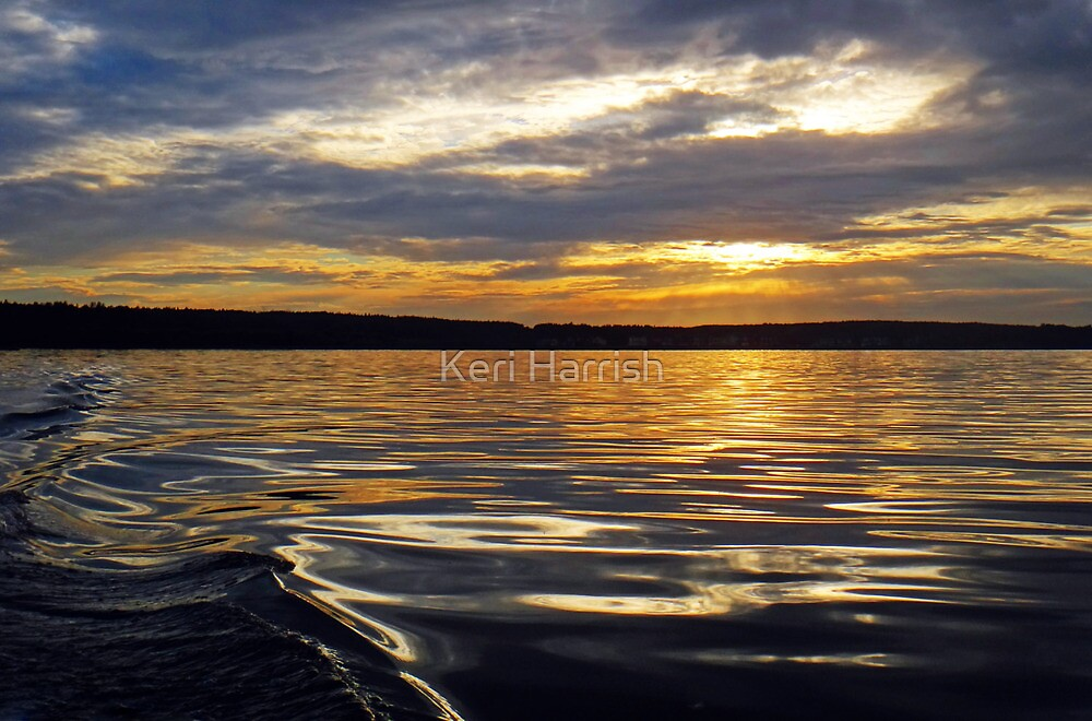 Sunset 2 by Keri Harrish