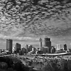 Perth City, Western Australia by Kristi Robertson