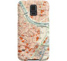Vienna Vintage Map iPhone Case Samsung Galaxy Case/Skin