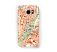 Munich Vintage Map iPhone Case Samsung Galaxy Case/Skin