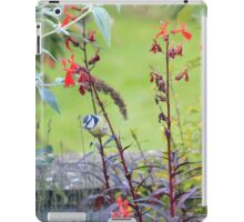 Who moved the feeder? iPad Case/Skin