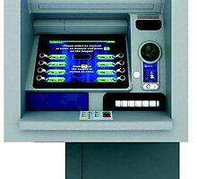 NCR SelfServ 25 ATM Machine by atmvendor