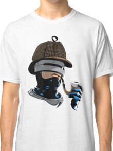 Robo Holmes (Full Color) Classic T-Shirt