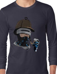 Robo Holmes (Full Color) Long Sleeve T-Shirt