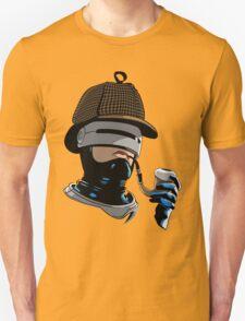 Robo Holmes (Full Color) Unisex T-Shirt