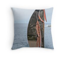 It's moments like these... Throw Pillow