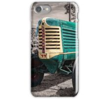 1948 Oliver 77 tractor iPhone Case/Skin