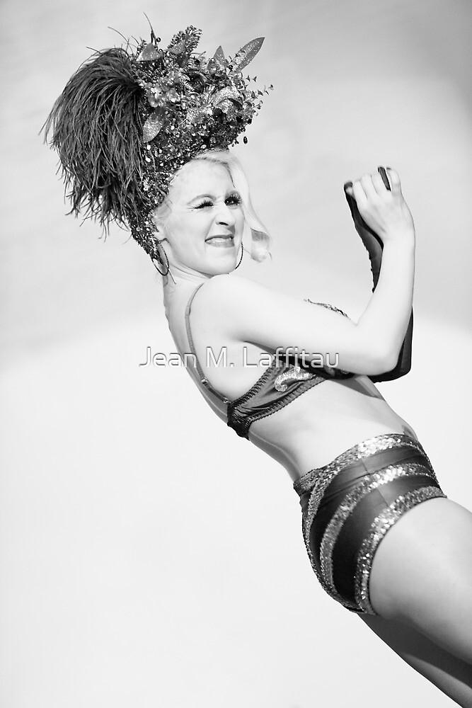Burlesque 1 by Jean M. Laffitau