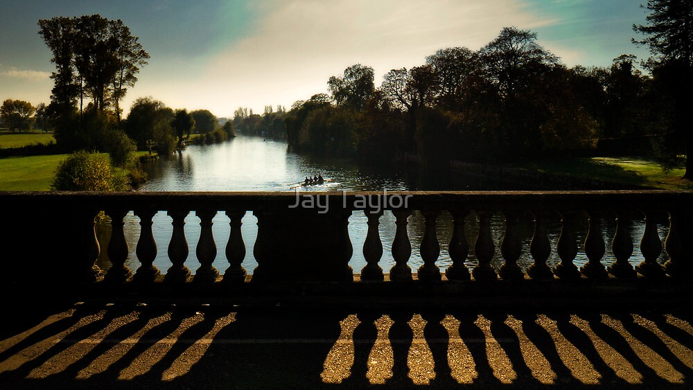 Bridging the Thames by Jay Taylor