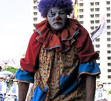Sad Clown by DPalmer