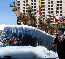 Father Christmas - Float by DPalmer