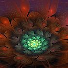 Red Bloom by James Brotherton