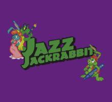 Jazz Jackrabbit Pixel Style- Retro DOS game fan shirt T-Shirt