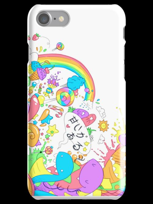 Rainbow Sugar Splash by anjila