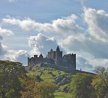 The Rock of Cashel by ollygriffin