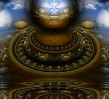 Make The Change - A Higher Perception by Craig Hitchens - Spiritual Digital Art