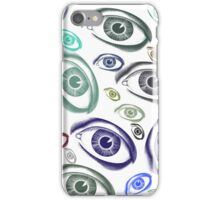 Eye Say iPhone Case/Skin