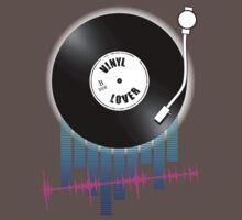 Vinyl Lover Kids Clothes