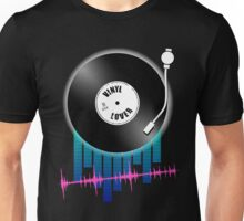 Vinyl Lover Unisex T-Shirt