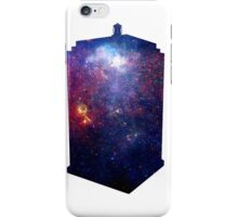 Police Box Space iPhone Case/Skin