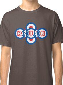 Doubly British Britain Tee Classic T-Shirt