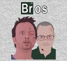Breaking Bad - Bros by lukeshirt