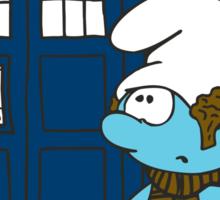 Dr. Blue Sticker