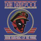 Dan Darepool: Insane Ninja-Merc of the Future by maclac