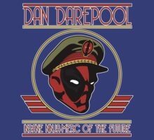 Dan Darepool: Insane Ninja-Merc of the Future by Malc Foy