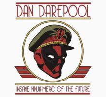 Dan Darepool: Insane Ninja-Merc of the Future Kids Clothes