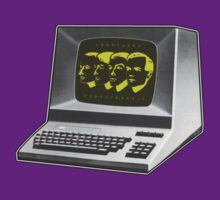 Kraftwerk future computer by Bradley John Holland