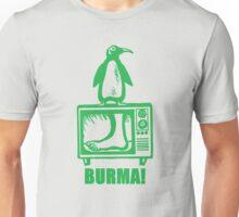 "Monty Python - ""BURMA!"" Unisex T-Shirt"