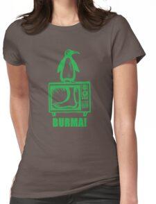 "Monty Python - ""BURMA!"" Womens Fitted T-Shirt"