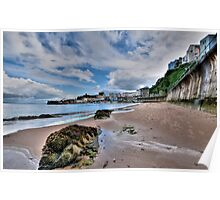 North Beach Tenby Pembrokeshire 2 Poster