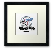 Toronto Blue Jays! Framed Print