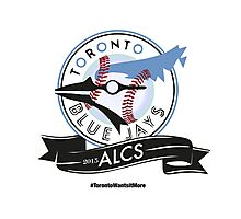 Toronto Blue Jays! Photographic Print