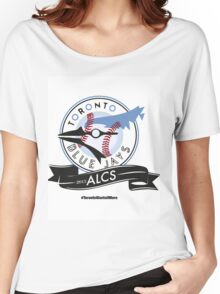 Toronto Blue Jays! Women's Relaxed Fit T-Shirt