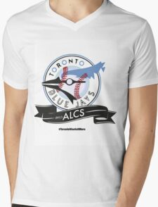 Toronto Blue Jays! Mens V-Neck T-Shirt