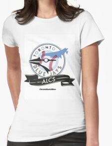 Toronto Blue Jays! Womens Fitted T-Shirt