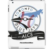 Toronto Blue Jays! iPad Case/Skin
