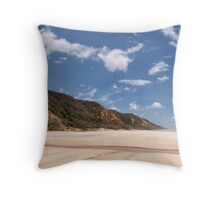 The Colours of Fraser Throw Pillow