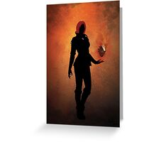 'The Witcher' - Triss Greeting Card