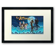 The Attuned: Title Screen Artwork Framed Print