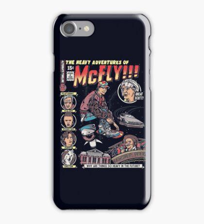 Heavy Adventures iPhone Case/Skin