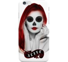 Day Of The Dead (Alive)  iPhone Case/Skin