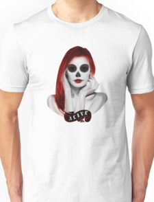 Day Of The Dead (Alive)  Unisex T-Shirt
