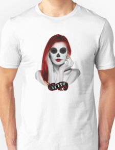 Day Of The Dead (Alive)  T-Shirt