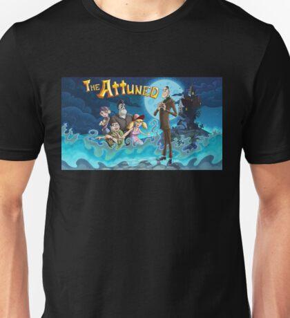 The Attuned: Title Screen Artwork Unisex T-Shirt